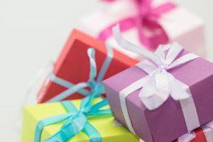 Mode-Geschenke